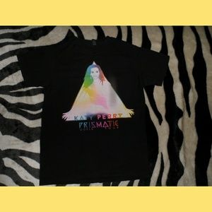 Katy Perry Prismatic World Tour Music T-Shirt